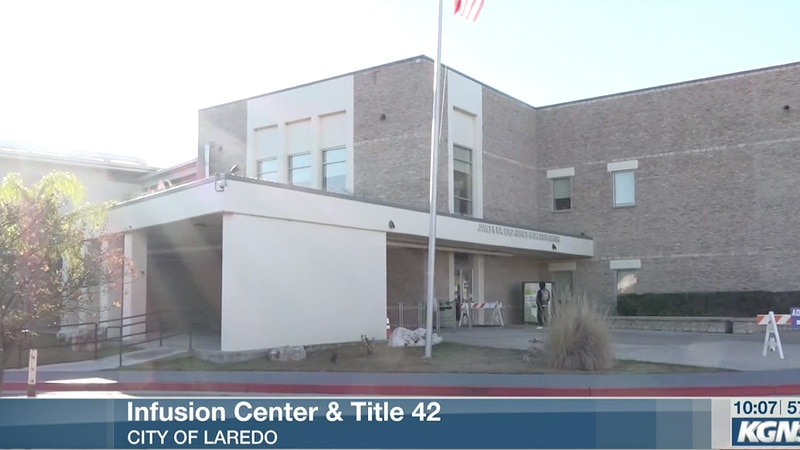 Infusion center & Title 42
