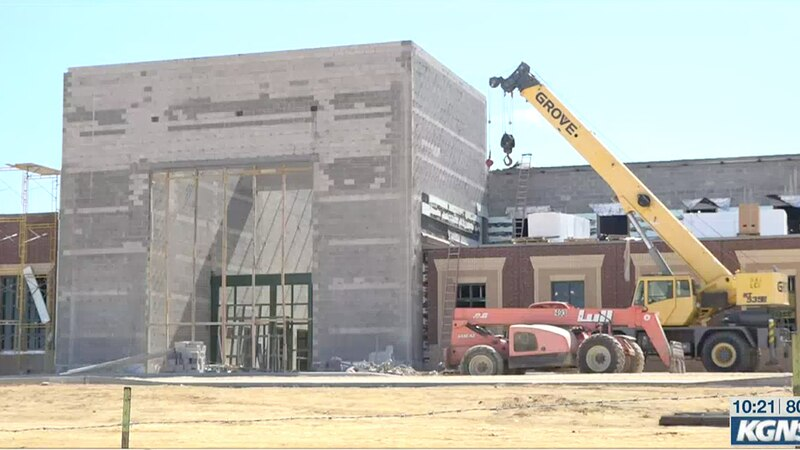 New UISD middle school on track for 2022 opening