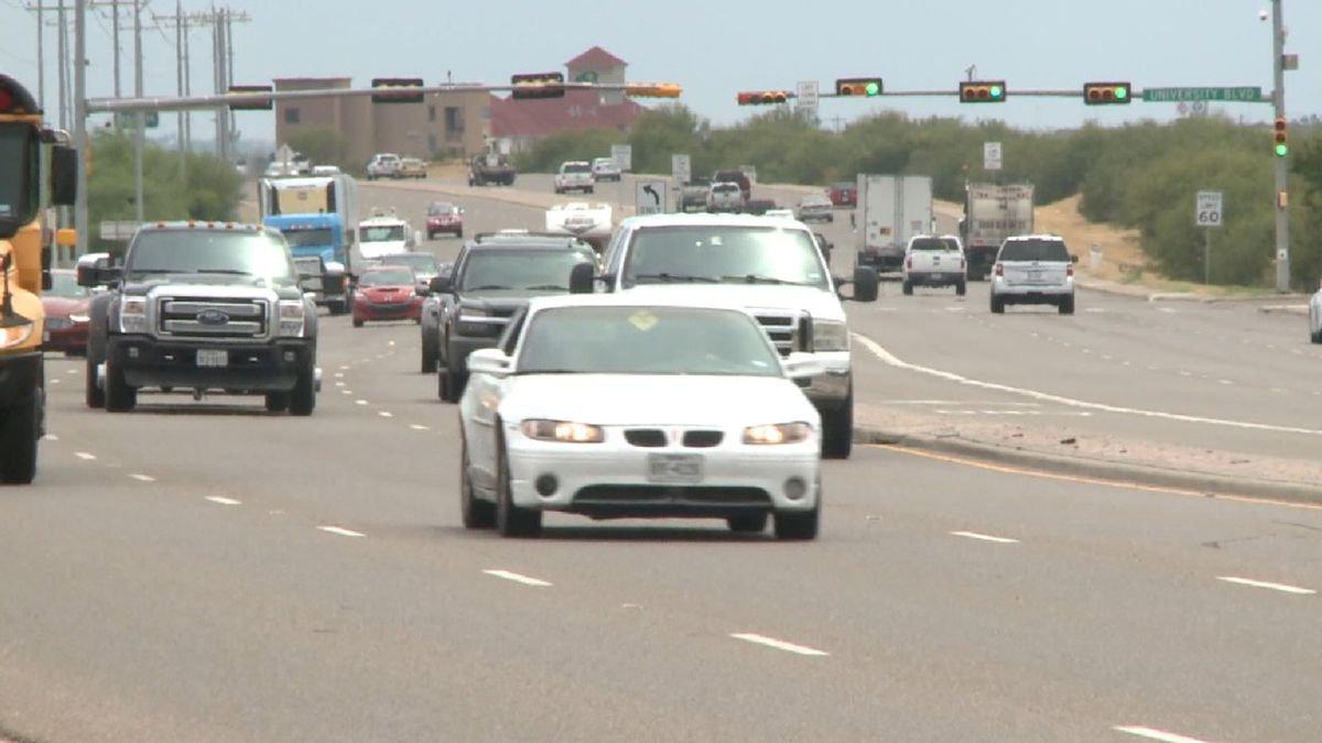 File photo: TxDOT Distracted driving