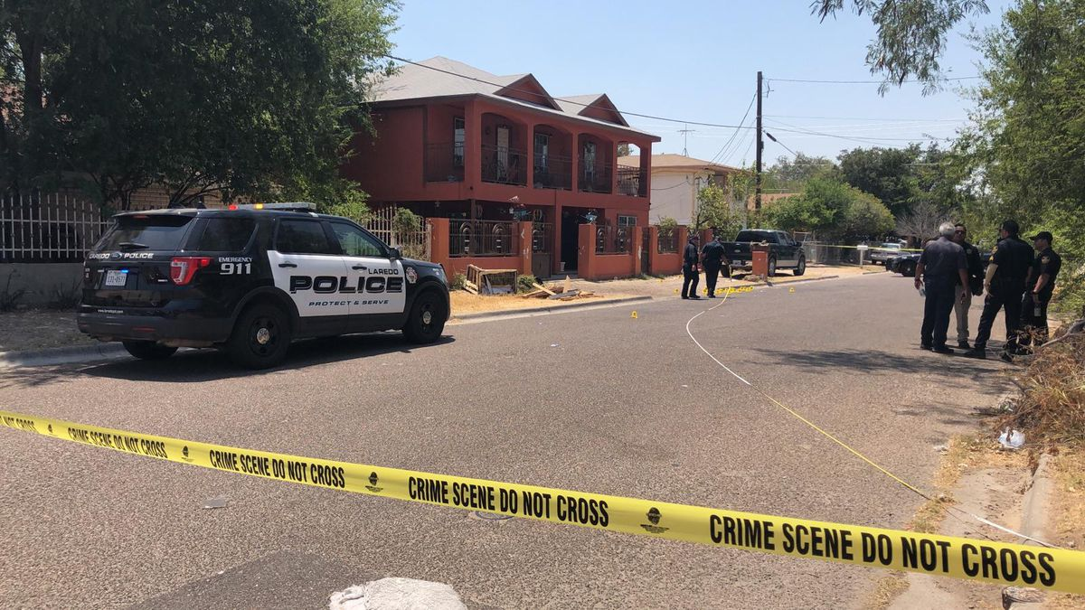 Police investigating shooting