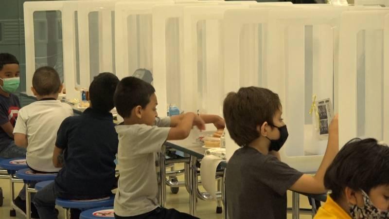 LISD kicks off National School Lunch Week