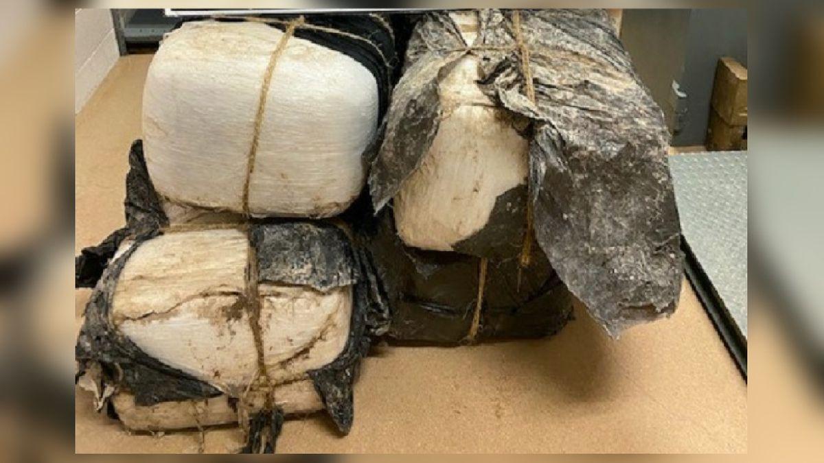 Agents seized over 300 pounds of marijuana
