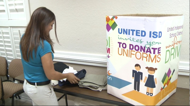 UISD to hand out vouchers for uniforms
