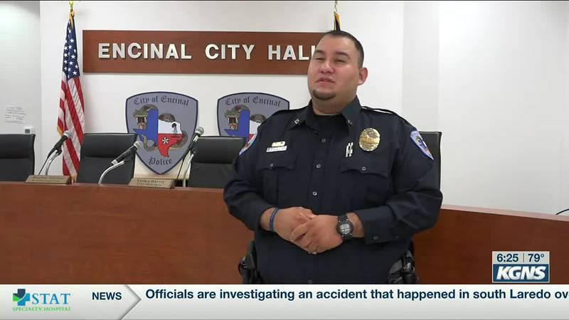 Hometown Heroes: Encinal Police Department