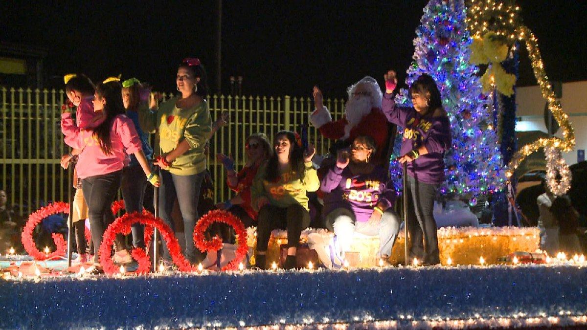 File photo: L&F Distributors Christmas Parade