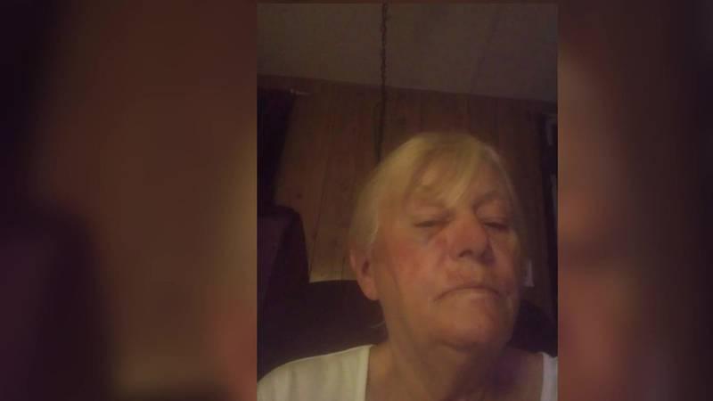 Elderly woman speaks on sexual assault