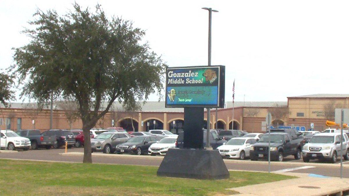File photo: Gonzalez Middle School