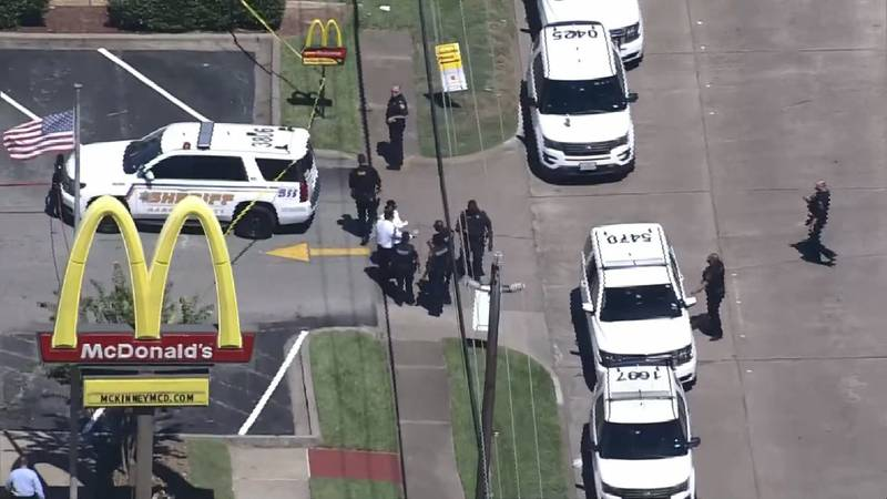 Woman killed in robbery at McDonald's