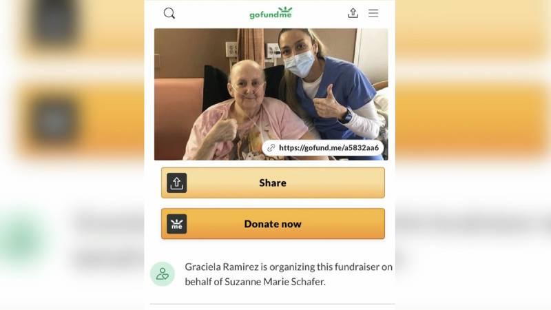 Former student raises money for teacher battling cancer