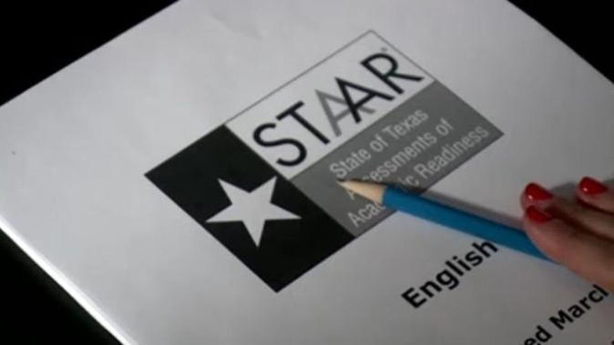 School officials advising parents about STAAR testing