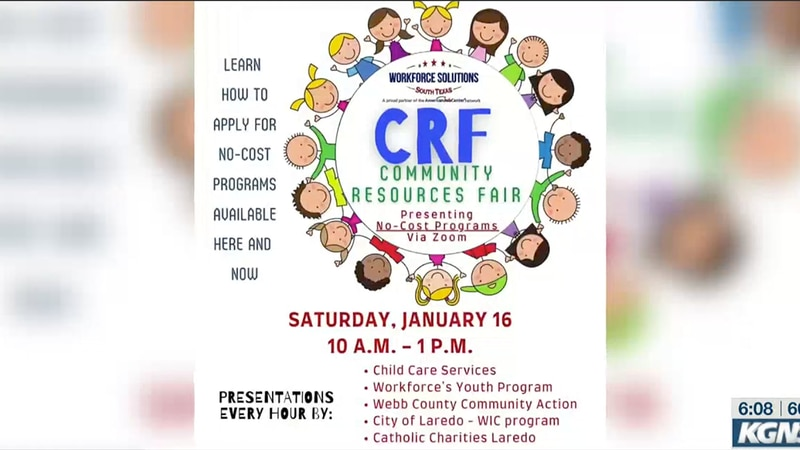 Workforce Solutions Community Fair