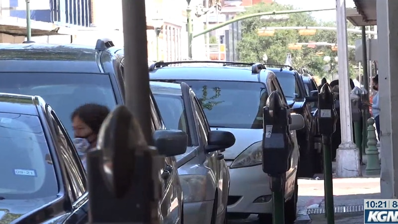 City council discusses possible changes to downtown parking