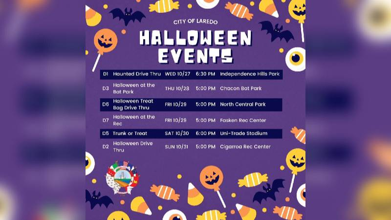 City to hold Halloween events