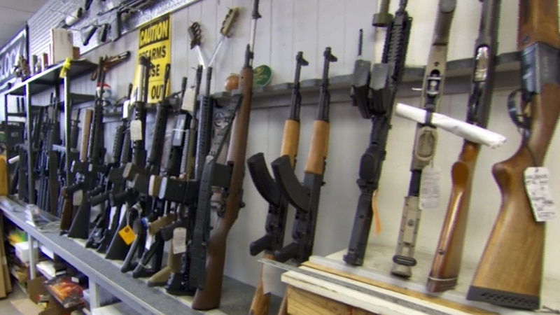 Texas House approves bill to carry guns without a license