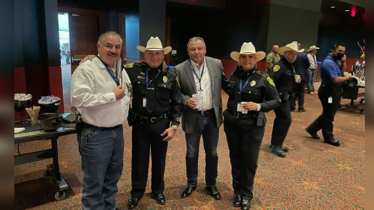 Webb County takes part in 2021 Sheriff's Association Conference in San Antonio