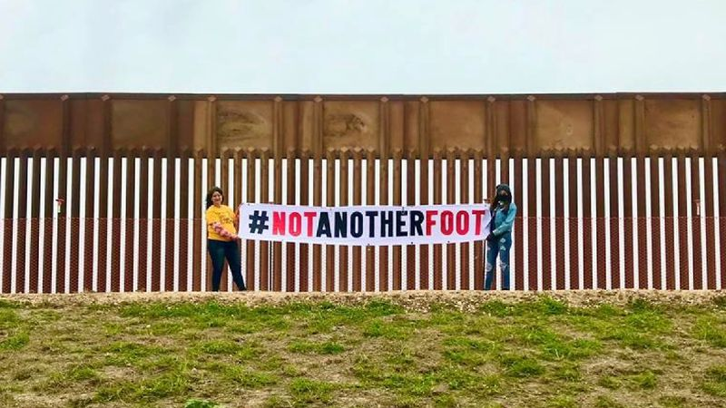 Leaders and activists ban together for #NotAnother Foot Campaign