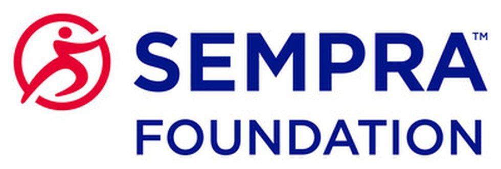 Sempra Foundation logo (PRNewsfoto/Sempra)