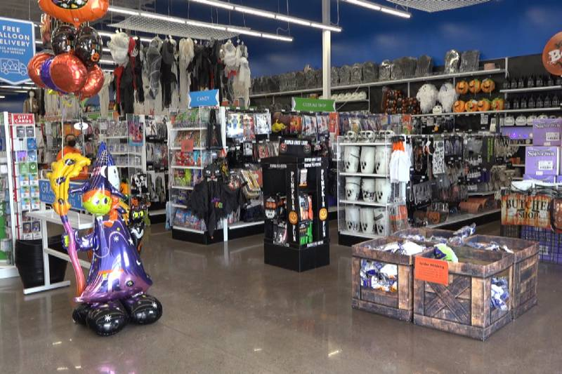 Stores haunted by supply shortage