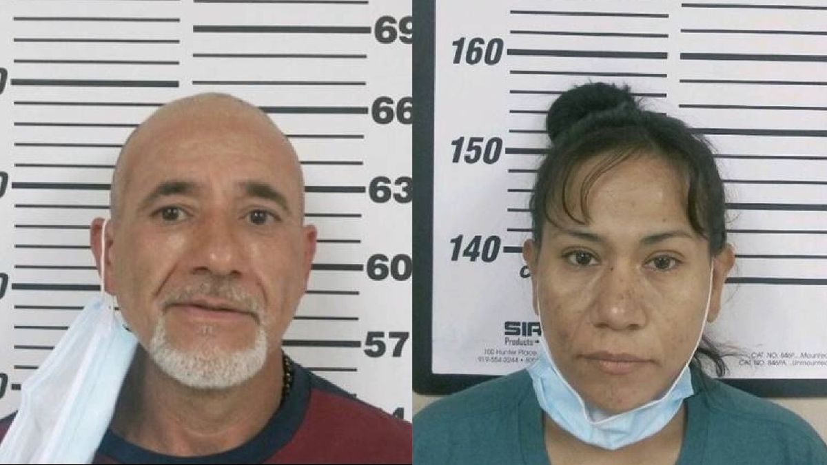 52-year-old Miguel Salinas and 43-year-old Monica Lopez