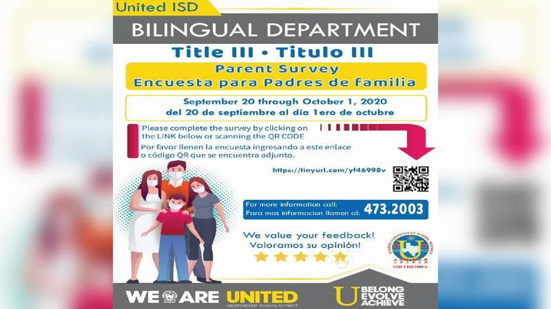 UISD bilingual survey