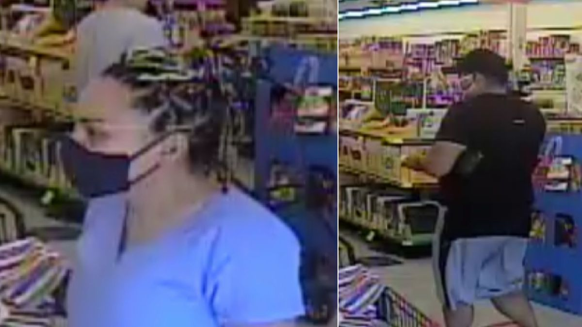 Police need help identifying subjects believed to be tied to credit card abuse