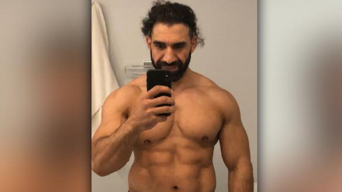 Ahmad Ayyad went from peak physical condition and competing in obstacle races to losing 60 pounds after being hospitalized due to the coronavirus.