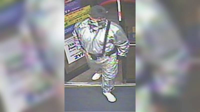 Man accused of robbery