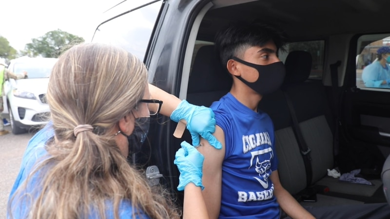 Local clinics prepare to distribute vaccines to teens