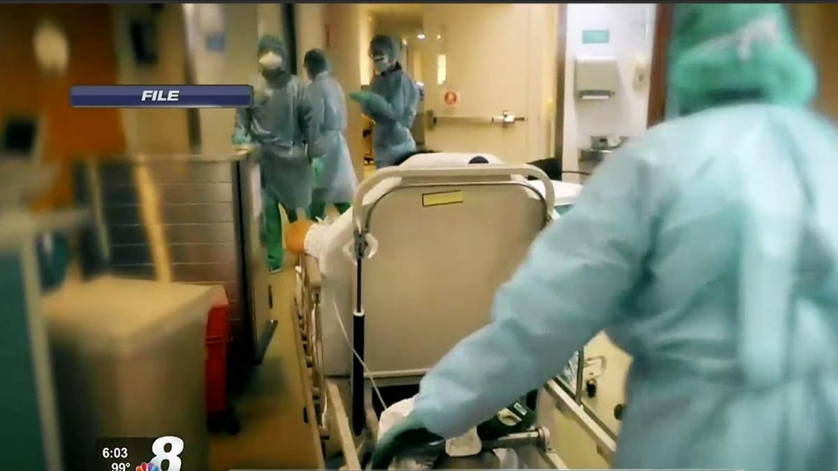 ICU surge