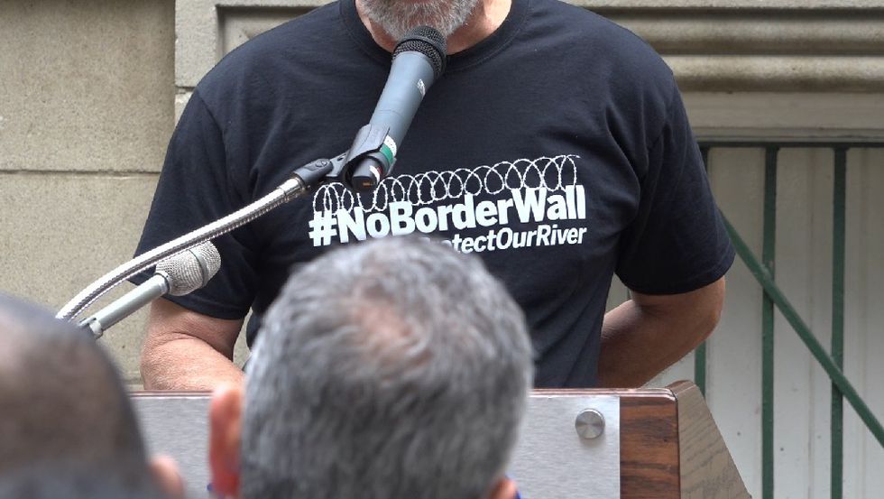 "Coalition to host ""Car Protest"" to Oppose Border Wall"