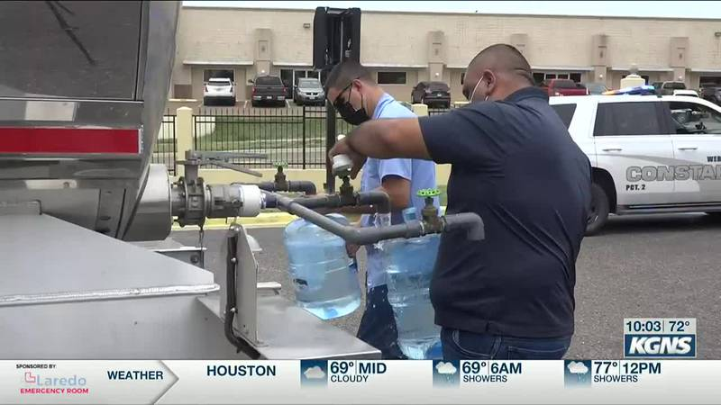 Water Boil Notice Lifted in South Laredo