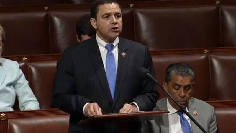 Congressman Henry Cuellar
