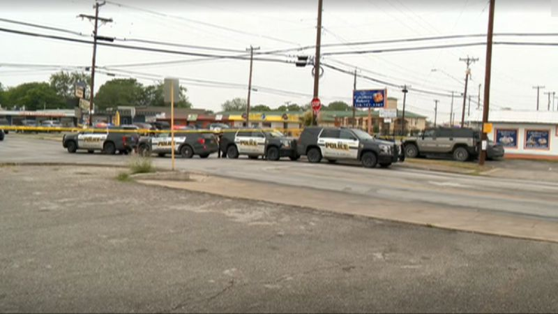 San Antonio Police investigating shooting on city's west side