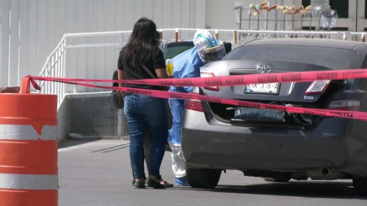 Nuevo Laredo resident dies outside hospital