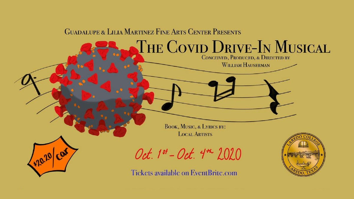 Laredo College holds COVID Drive-In Musical