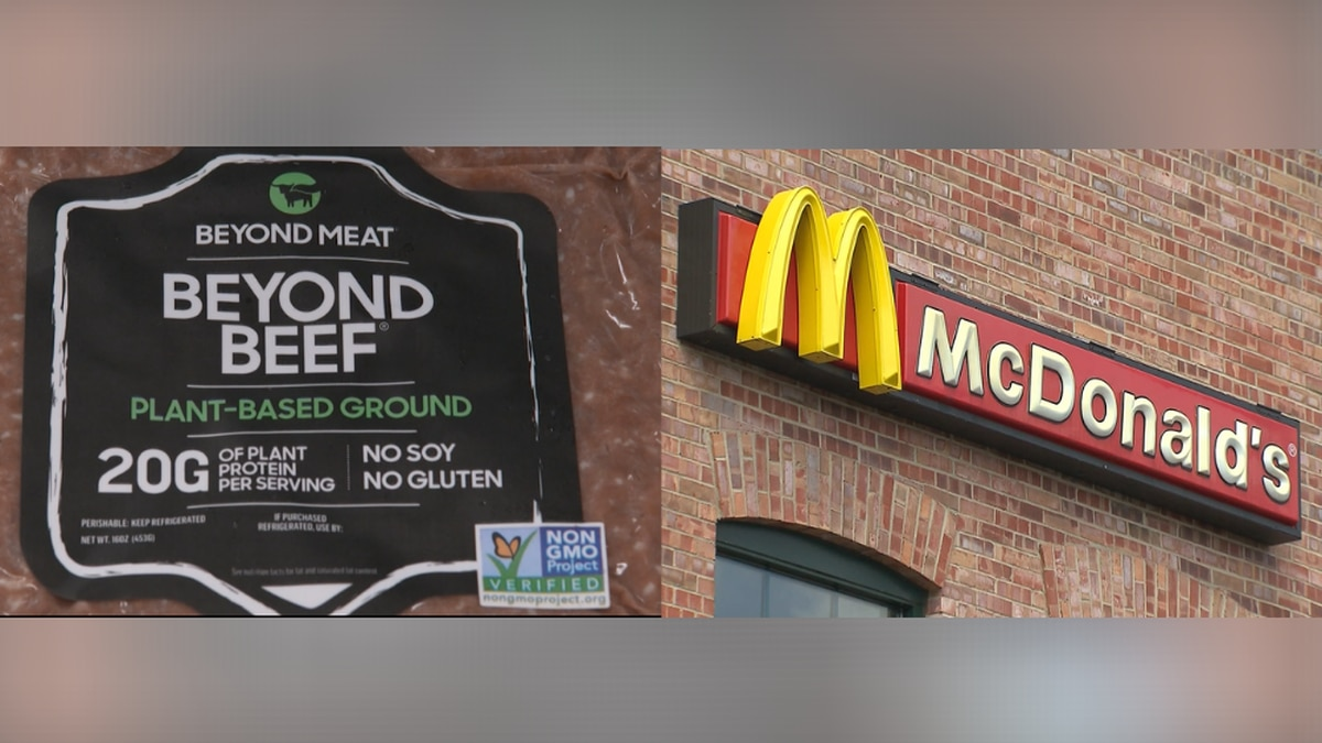 According to Beyond Meat, its deal with McDonald's means more than supplying McPlant burgers to...