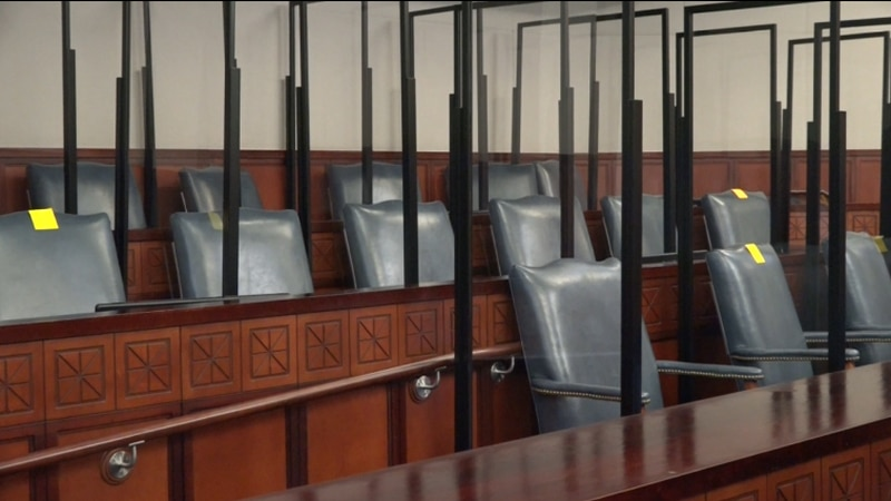 In-person jury trials to resume