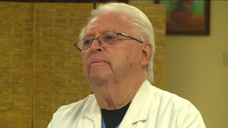 File photo: Doctor Francisco Peña