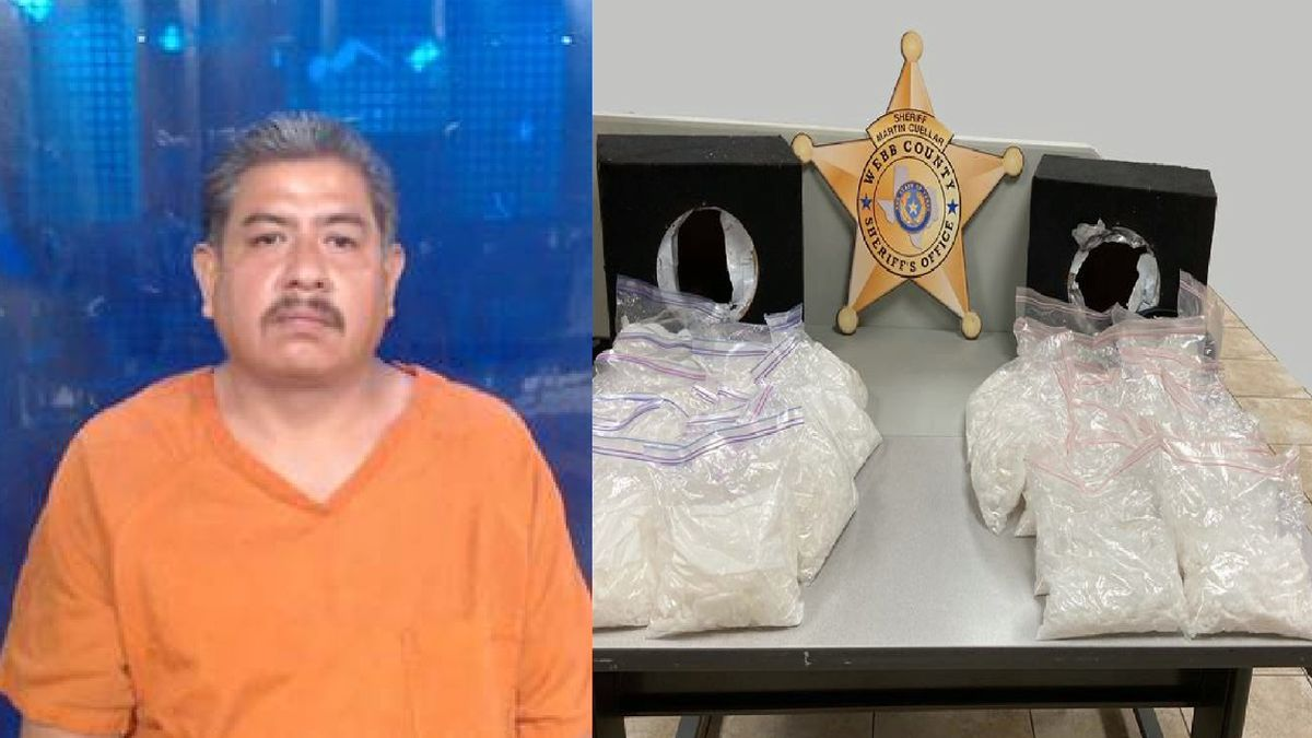 42-year-old Enrique Leal Rivera arrested for possession