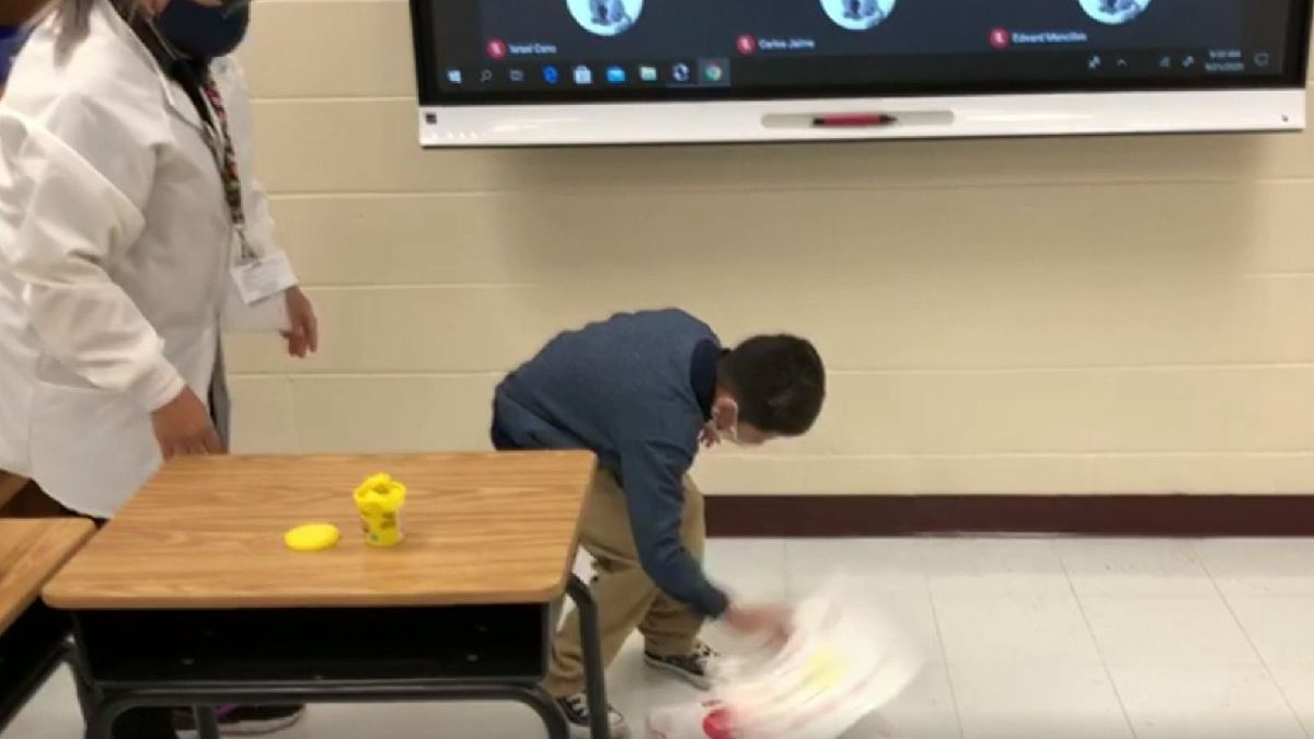 Roosevelt Elementary receives handful of special ed students