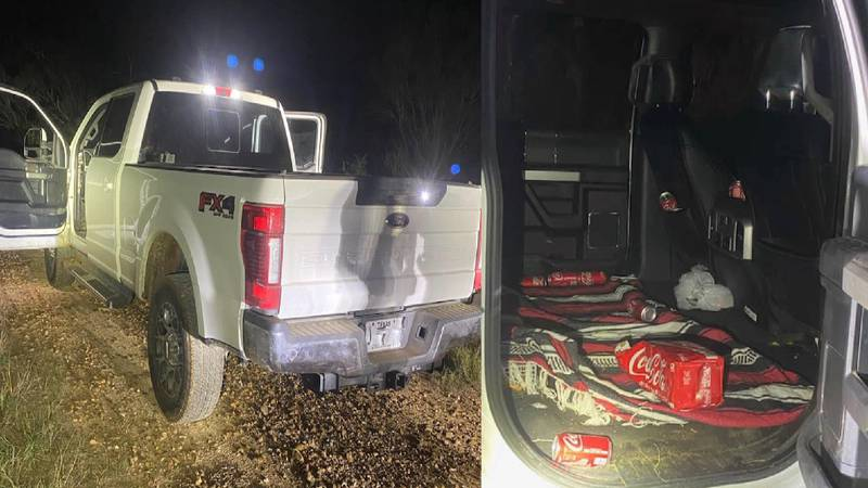 Agents recover two stolen trucks