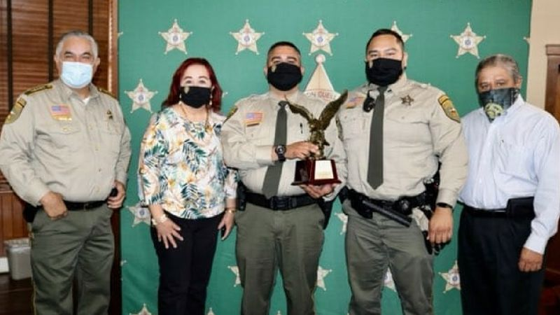 Sheriff's Office recognizes sheriff's deputies