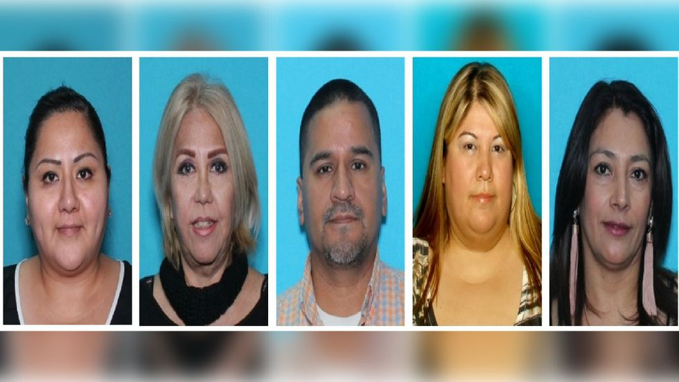 DPS arrested five people in forgery scheme