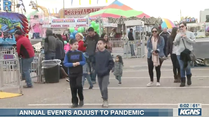 Annual events adjust to pandemic