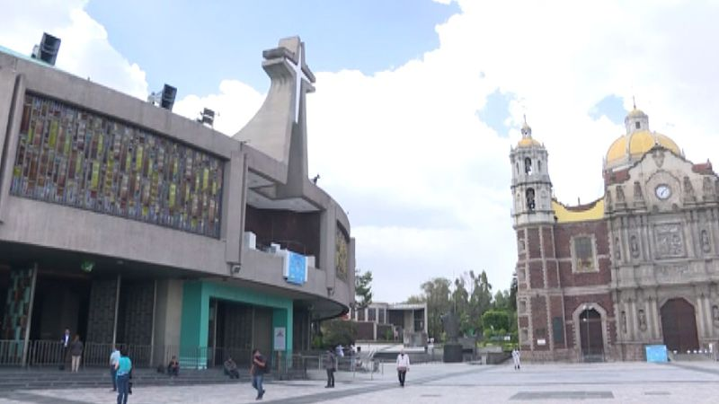 Mexico City to close Basilica of Our Lady of Guadalupe