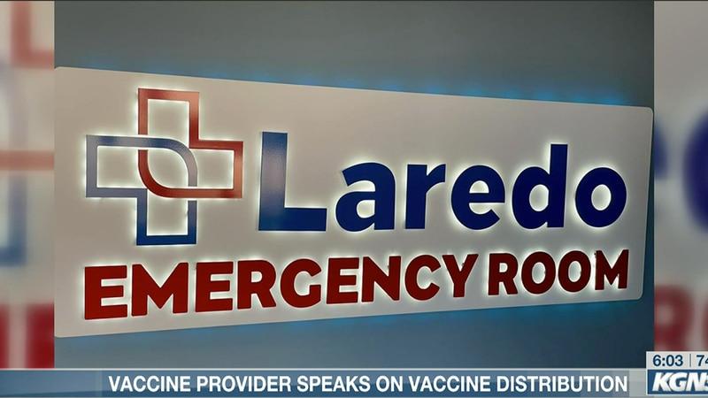 Laredo Emergency Room