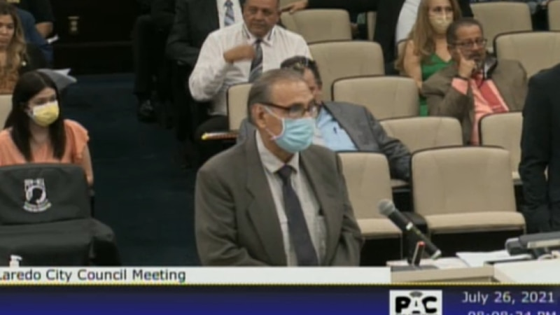 City council meeting reveals NDA sent to health authority