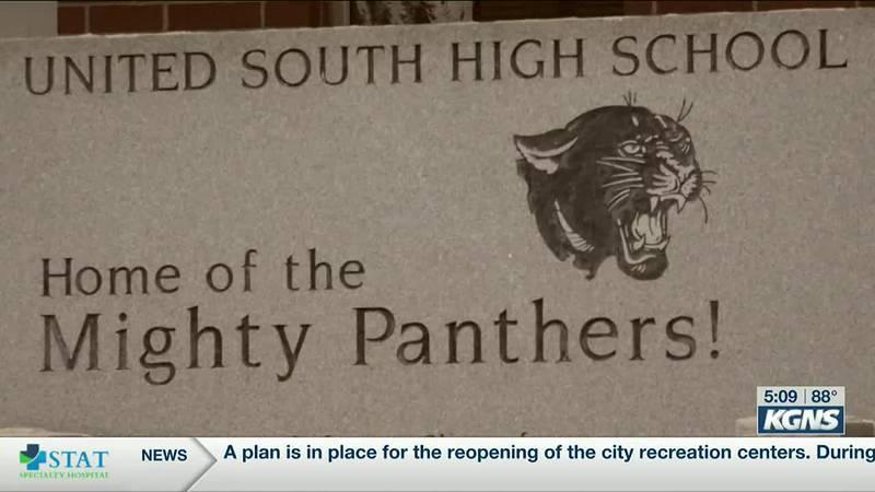 United South High school identifies three suspects