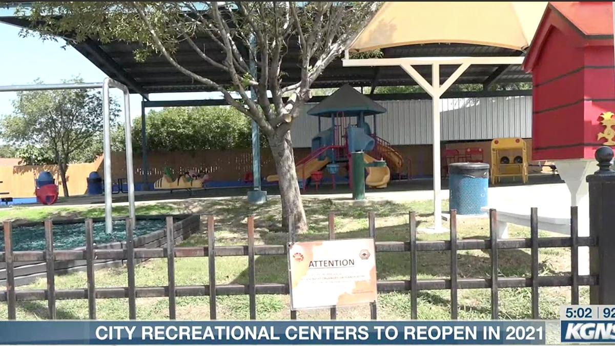 Recreational centers