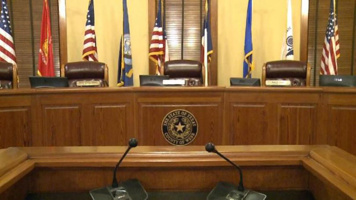 File photo: Commissioners Court
